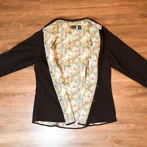 Floral Light Weight Jacket